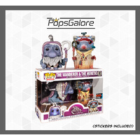 Dark Crystal - The Wanderer & The Heretic 2-Pack - NYCC 2019 Pop Vinyl