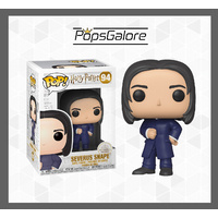 Harry Potter - Severus Snape (Yule) #94  - Pop Vinyl