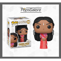 Harry Potter - Padma Patil (Yule) - Pop Vinyl