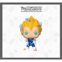 DBZ - Super Saiyan 2 Vegeta #709 - Pop Vinyl