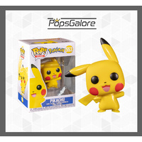 Pokemon - Pikachu wave #553 - Pop Vinyl
