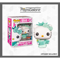 Hello Kitty - Lady Liberty - NYCC 2019 Pop Vinyl