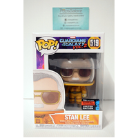 Guardians of the Galaxy - Stan Lee Cameo - NYCC 2019 Pop Vinyl