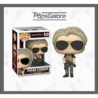 Terminator Dark Fate - Sarah Connor #818 - Pop Vinyl