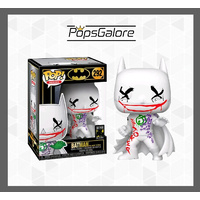Batman Animated - Joker's Wild 80th Anniversary Pop! Vinyl