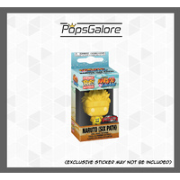 Naruto Shippuden - Sixpath Glow - Pocket Pop! Keychain