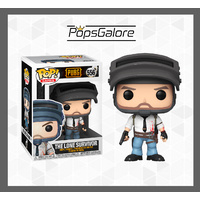 (PUBG) PlayerUnkown's Battlegrounds - Lone Survivor - Pop Vinyl