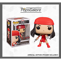 Marvel - Elektra 1st Appearance 80th Anniversary - Pop Vinyl
