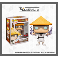 Mortal Kombat - Raiden with Lightning - Pop Vinyl