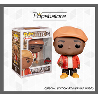 Notorious BIG Big Poppa with champagne - Pop Vinyl