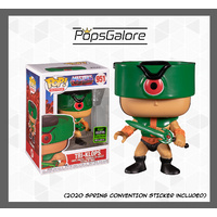 Masters of the Universe - Tri-Klops 2020 ECCC Spring Convention - Pop Vinyl