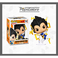 Dragon Ball Z - Vegeta Galick Gun #712 - Pop Vinyl