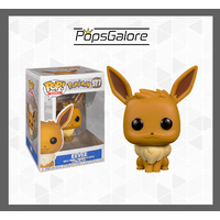 Pokemon - Eevee #577 - Pop Vinyl