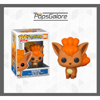 Pokemon - Vulpix #580 - Pop Vinyl