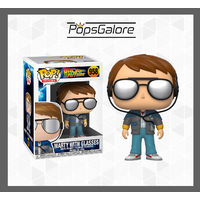 BTTF: Marty with Sunglasses #958 - Pop Vinyl