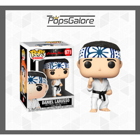 Cobra Kai - Daniel LaRusso #971 - Pop Vinyl 0.35mm