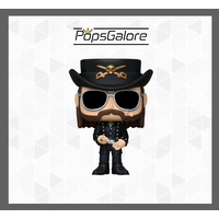 "Motorhead - Lemmy ""Sunglasses"" - Pop Vinyl"