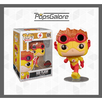 Young Justice - Kid Flash - Pop Vinyl