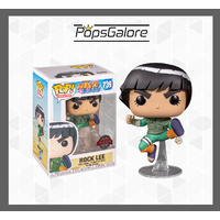 Naruto: Shippuden - Rock Lee #739 - Pop Vinyl