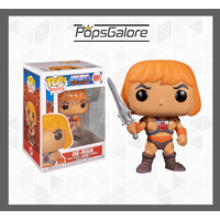 Masters of the Universe - He-Man #991 - Pop Vinyl