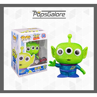 "Toy Story 4 - Alien Diamond ""Glitter"" #525 - Pop Vinyl"