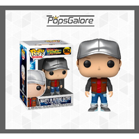 BTTF: Marty in Future Outfit #962 - Pop Vinyl