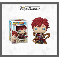 "Naruto - Gaara ""Metallic"" #728 - Pop Vinyl"