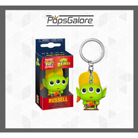 Pixar - Alien Remix Russell - Pocket Pop! Keychain