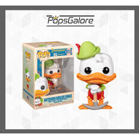 Disneyland 65th Anniversary: Donald In Lederhosen - Pop Vinyl + 0.35mm Pop Protector