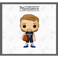 "NBA: Mavericks - Luka Doncic ""alternate"" #92 - Pop Vinyl"