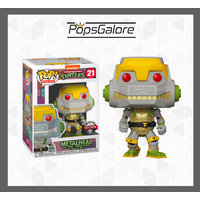 "TMNT: Metalhead ""Metallic"" #21 - Pop Vinyl"
