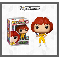"TMNT - April O'Neil ""Retro"" #16 - Pop Vinyl"