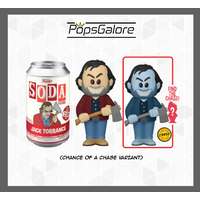 The Shining - Jack Torrance with a CHANCE OF A CHASE - Soda Vinyl Figurines