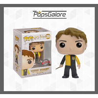 Harry Potter - Cedric Triwizard #20 - Pop Vinyl