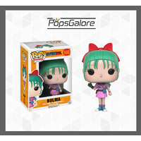 Dragon Ball - Bulma - Pop Vinyl