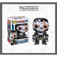 Captain America 3: Civil War - Crossbones Cracked Mask #140 - Pop Vinyl