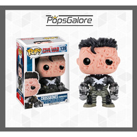 Captain America 3: Civil War - Crossbones Unmasked #139 - Pop Vinyl
