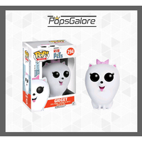 Secret Life of Pets - Gidget #294 - Pop Vinyl