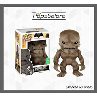 "Batman v Superman: Dawn of Justice - Doomsday 6"" (2016 SDCC Summer Convention) - Pop Vinyl"