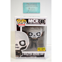 MCR: Skeleton Gerard Way #41 (Hot Topic) - Pop Vinyl