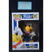 Spastik Plastik - Salty #11 (20th Anniversary) - Pop Vinyl