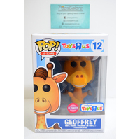 "Geoffrey ""Flocked"" #12 (Toys R Us) - Pop Vinyl"