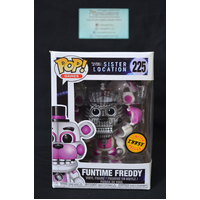 FNAF: Funtime Freddy #225 (Limited Edition Chase) - Pop Vinyl