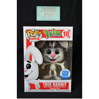 Trix Rabbit #10 (Funko Shop) - Pop Vinyl
