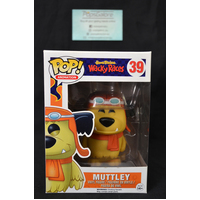 Hanna Barbera Wacky Races: Muttley #39 - Pop Vinyl