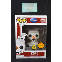 "Zero ""GITD"" #71 (Limited Edition Chase) - Pop Vinyl **BOX SWAPPED**"