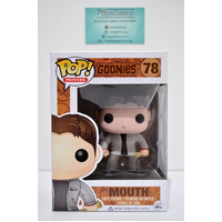 The Goonies: Mouth #78  - Pop Vinyl