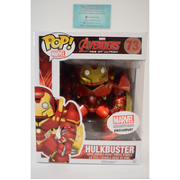 Avengers AOU: Hulkbuster #73 (Marvel Collector Corps)  - Pop Vinyl