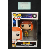 The Fifth Element: Leeloo #190 - Pop Vinyl