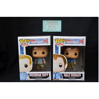 Step Brothers #233 #234 (2 Bundle) - Pop Vinyl